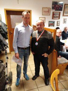 SV Dietershan ehrte verdiente Mitglieder