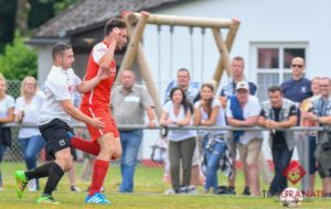 Fußball-Relegation B-Liga Fulda/Rhön – Dietershan – Büchenberg II  6:0 (3:0)